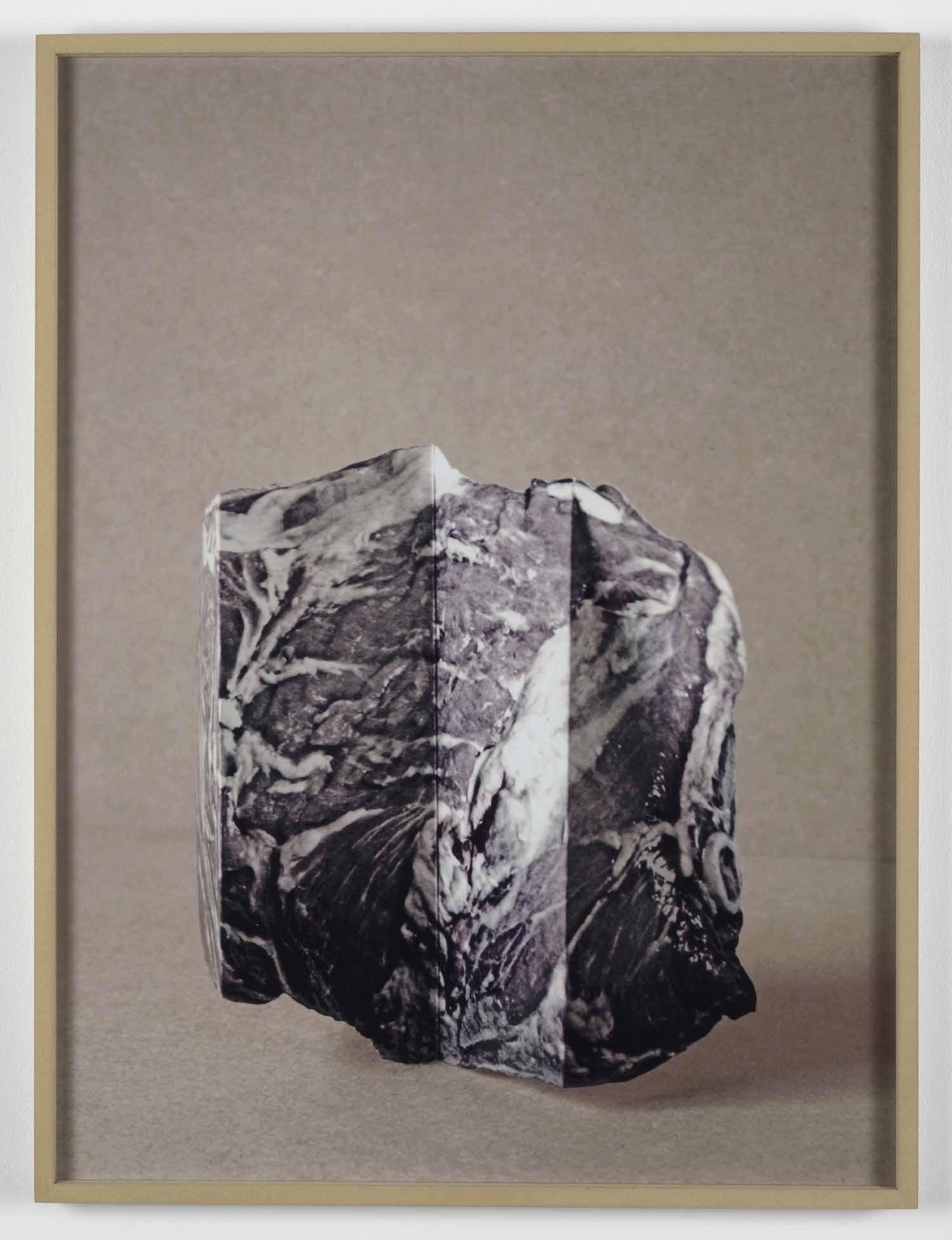 in (working title)   2011   Digital c-print   72.5 x 54.5 cm / 28.5 x 21.5 in framed