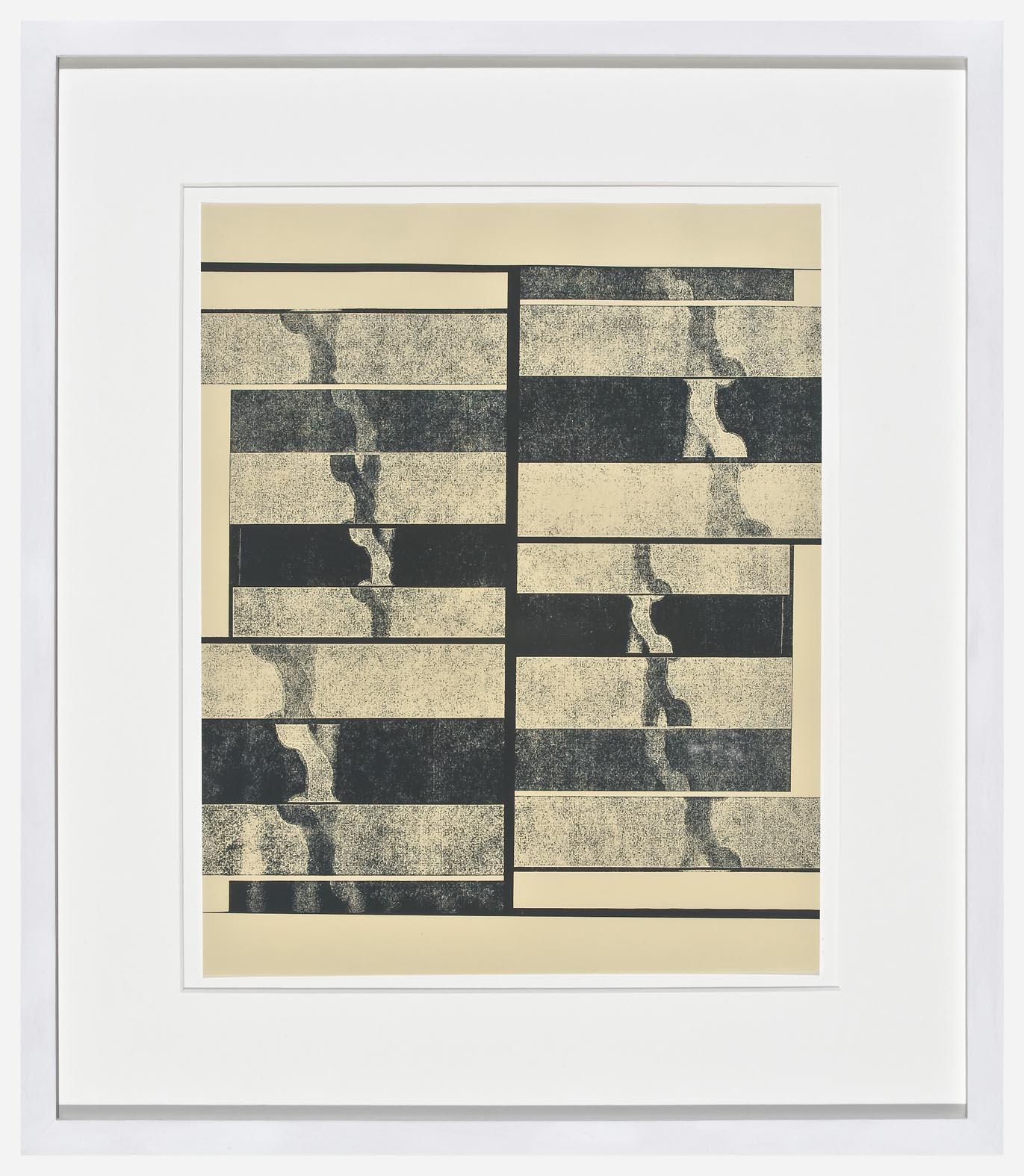 Josh Brand Untitled 2008 unique c-print 33.1 x 27 cm