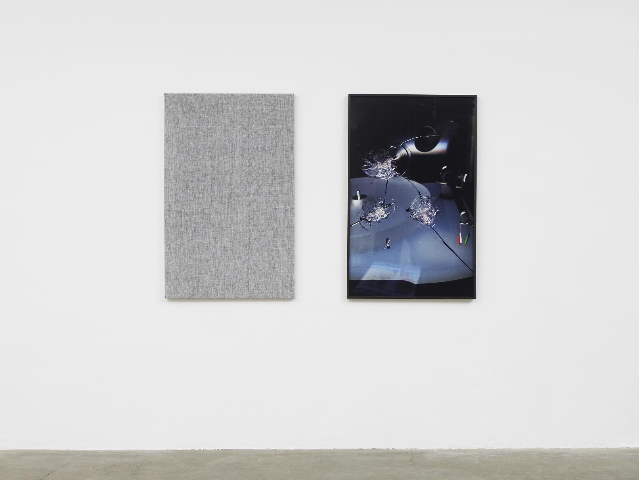 Installation View  Chisenhale Gallery, London, UK  2013