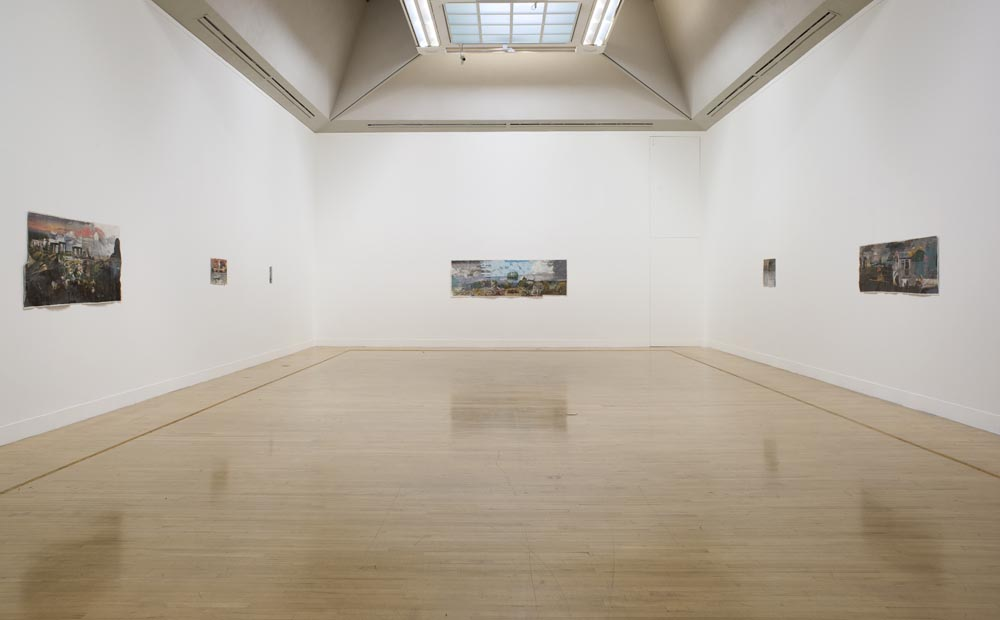 Installation view   Art Now   Tate Britain, London   2009