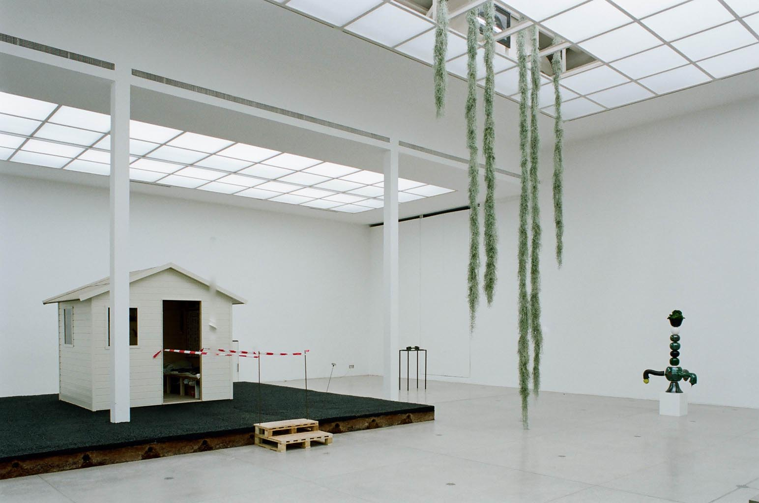 Installation View   Secession, Vienna, AT   2008