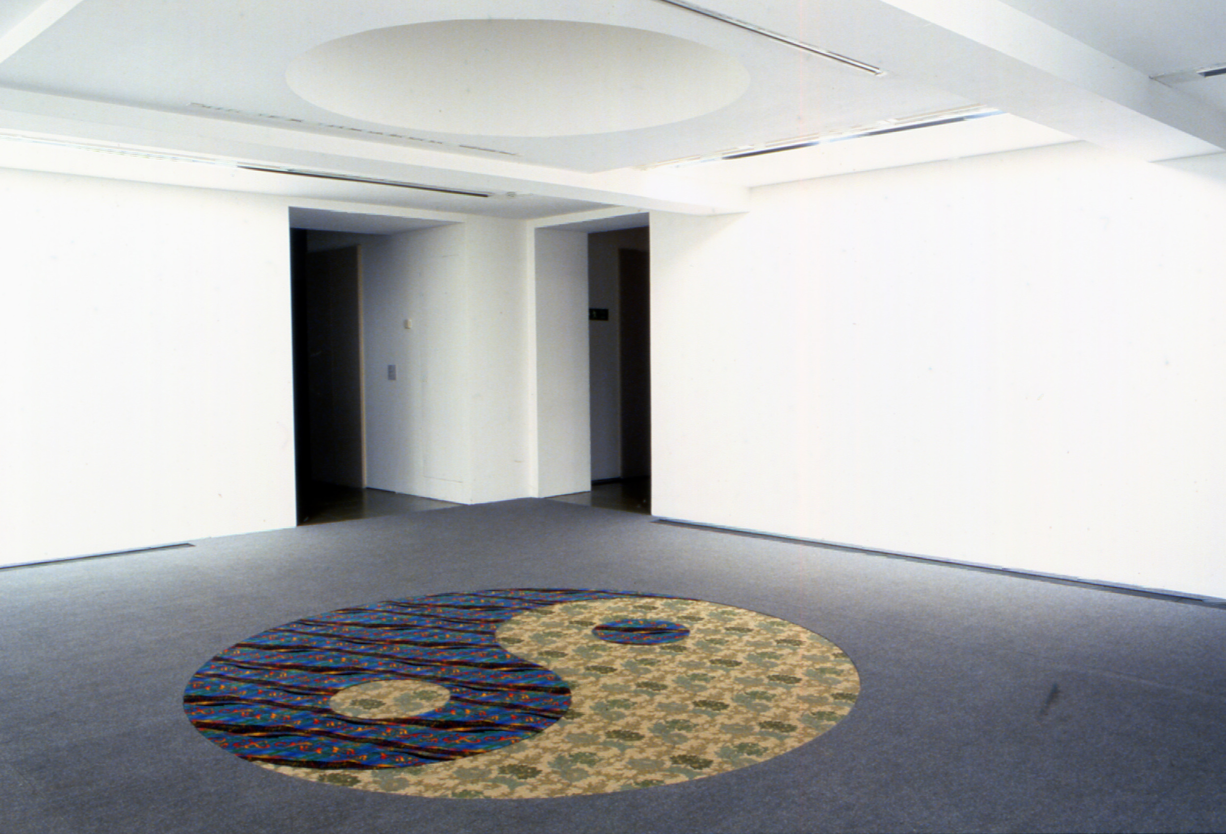 Installation view Serpentine Gallery, London 2005