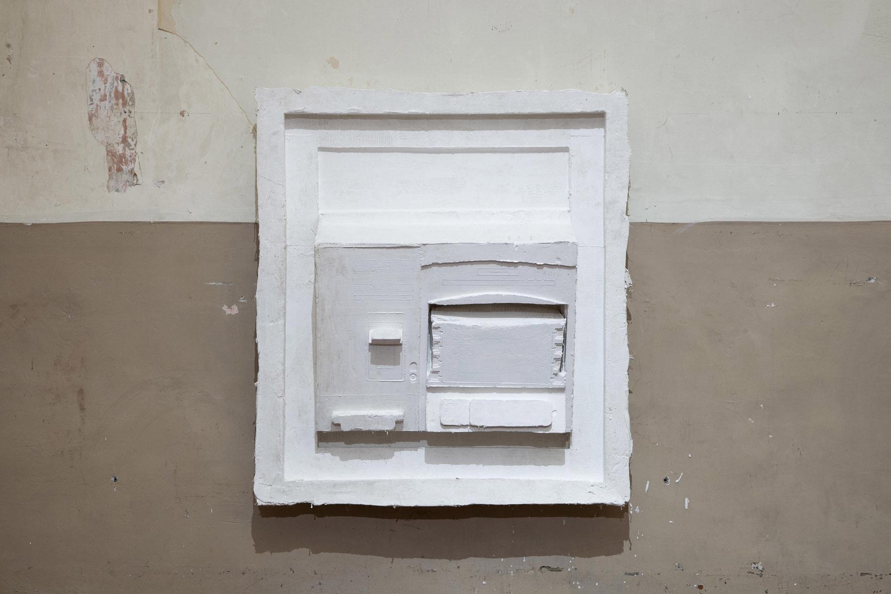 Cash machine 2013 Plaster Cast