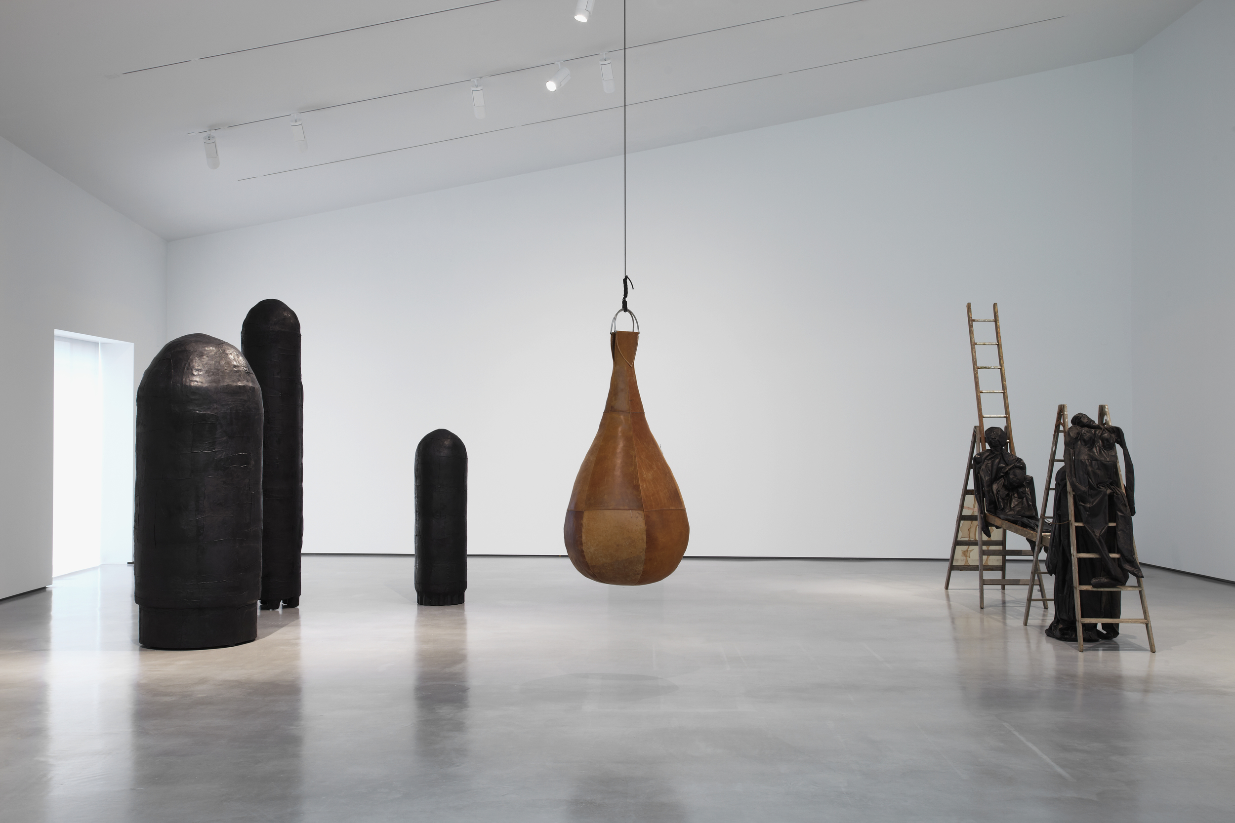 Eskalation  Installation View  The Hepworth Wakefield, Wakefield  2014