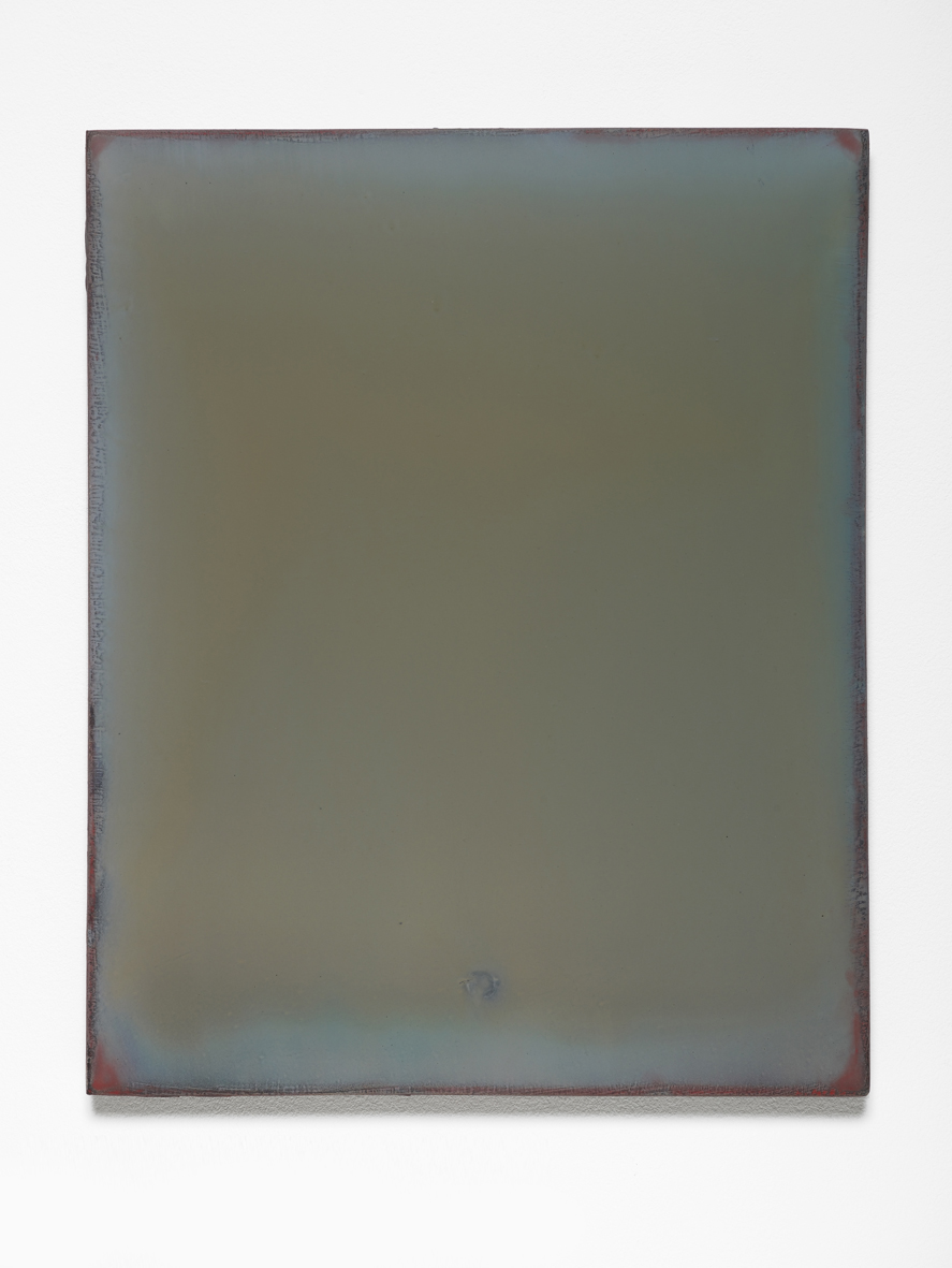 Untitled 2014 Oil on gesso board 50 x 40 cm / 19.6 x 15.7 in