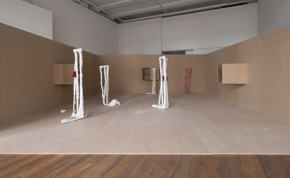 Qualities of Violence Installation View De Appel Arts Centre, Amsterdam, NL 2015