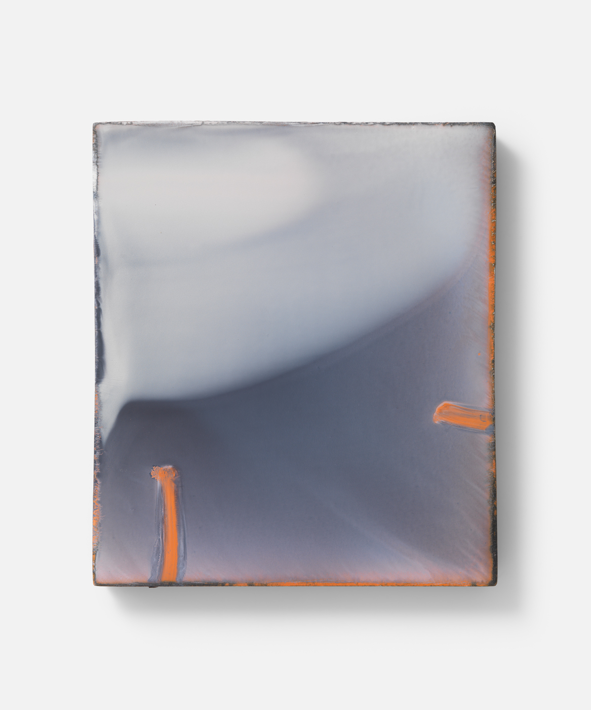 Markus Amm Untitled 2014 Oil on gesso board 35 x 30 cm / 13.7 x 11.8 in