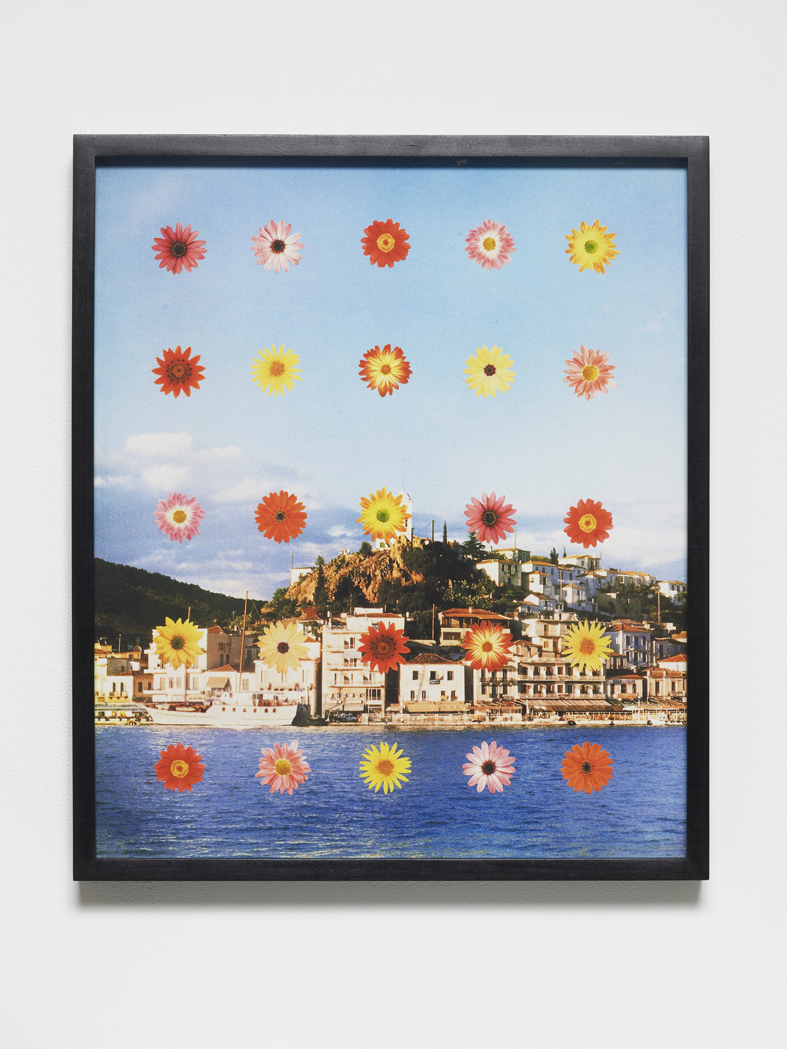 Candy Crush Collage 2015 Archival pigment print 43.2 x 36.8 cm / 17 x 14.5 in (framed)