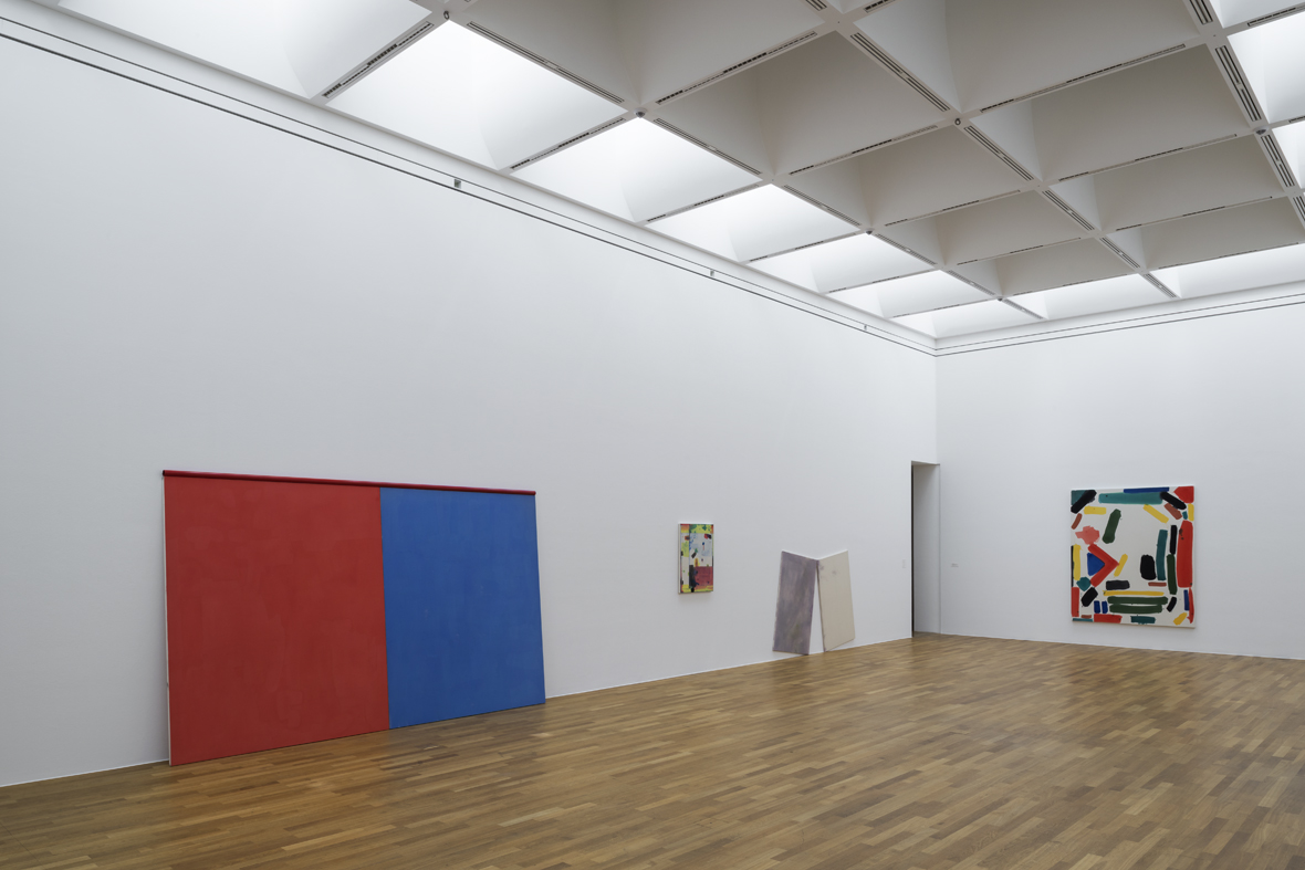 New York Painting  Installation View Kunstmuseum Bonn, Bonn, DE 2015