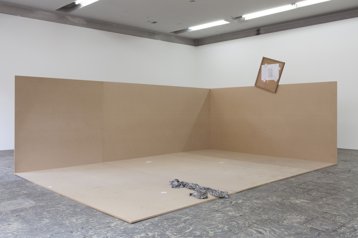 Jumping Bones Installation View Extra City, Antwerp, BE 2015