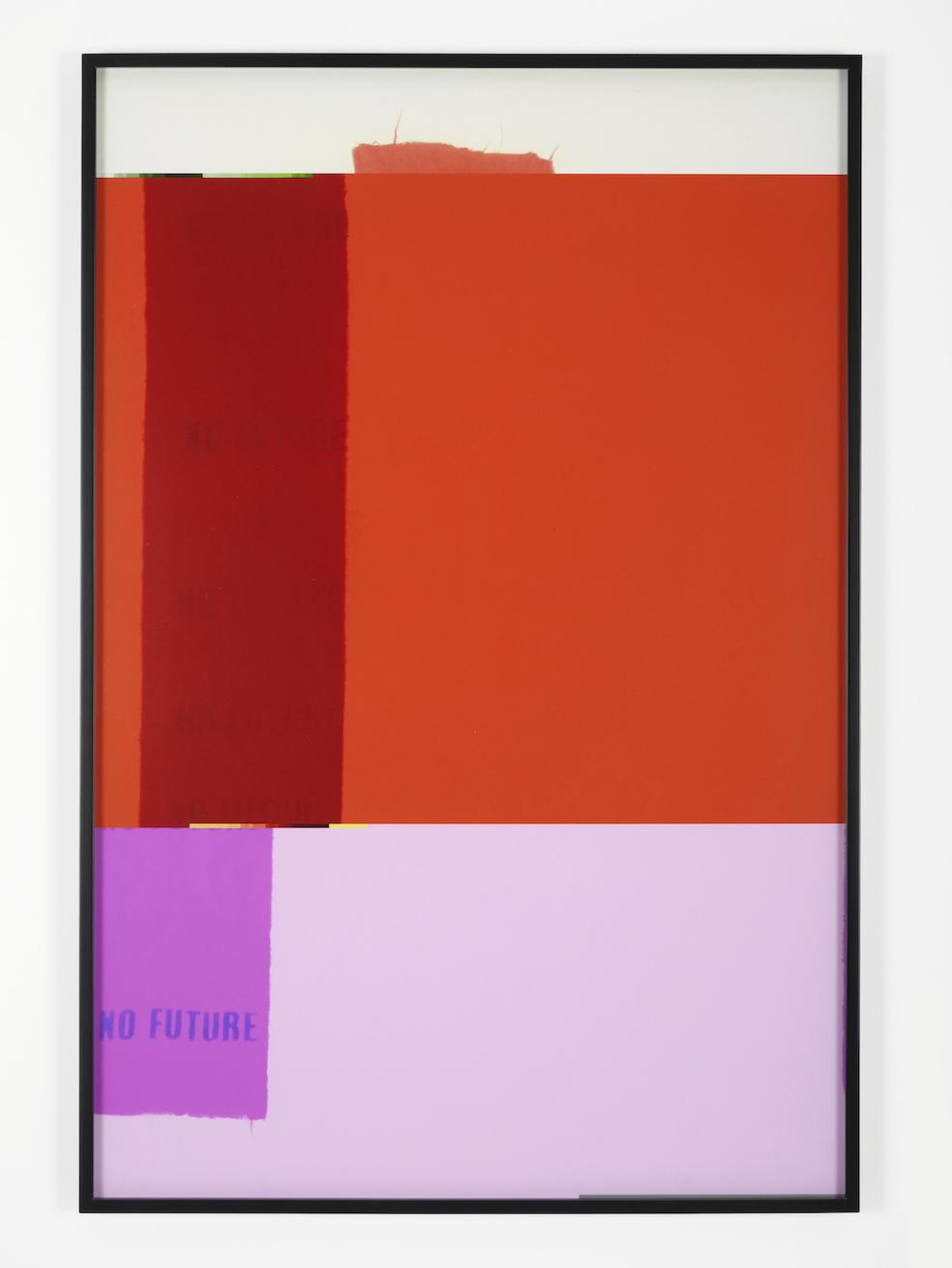 RY #4 2014 Archival Pigment Print 106.6 x 71.1 cm / 42 x 28 in Unique