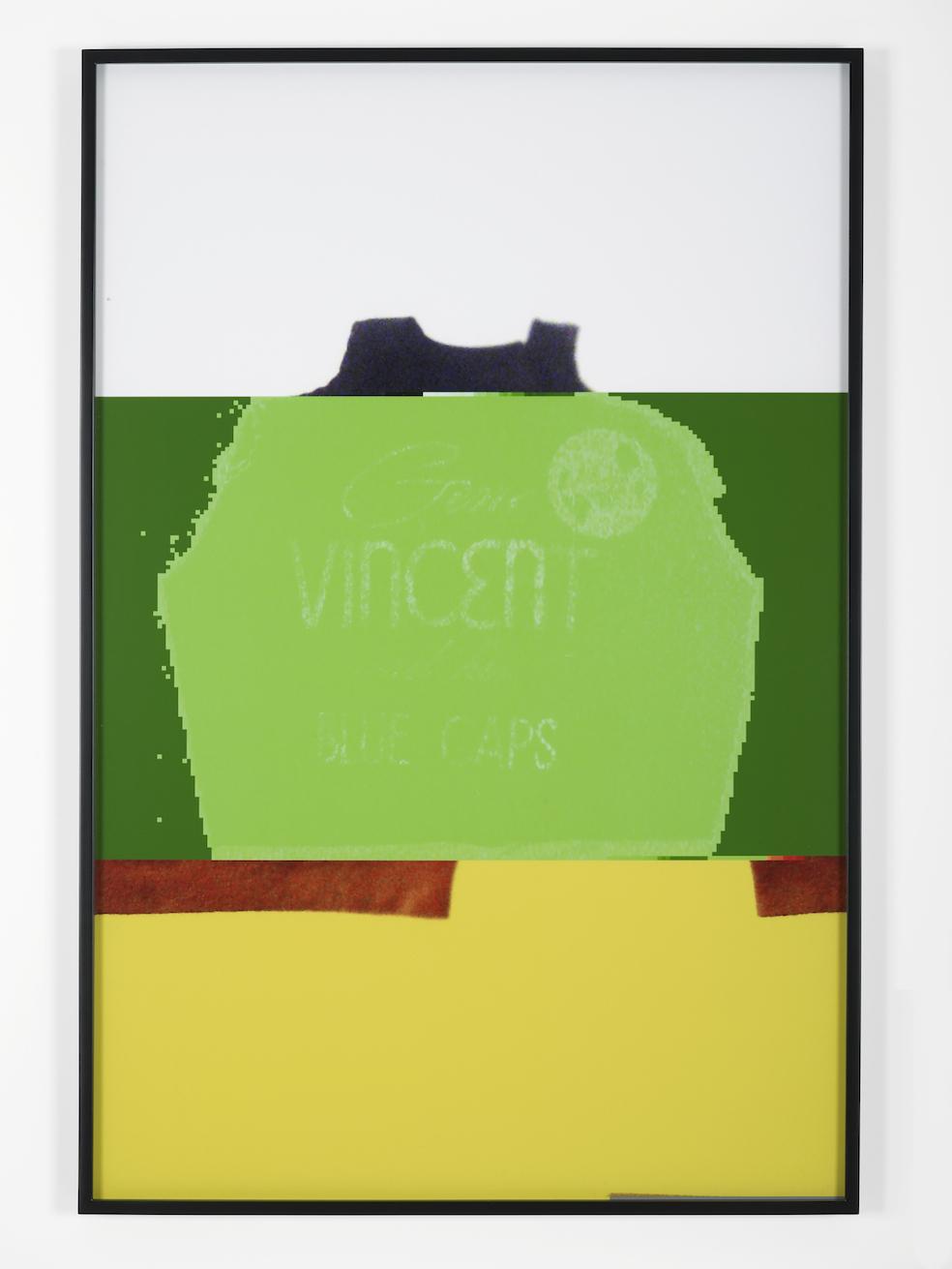 Freckled Lemonade 2014 Archival Pigment Print 106.6 x 71.1 cm / 42 x 28 in Unique