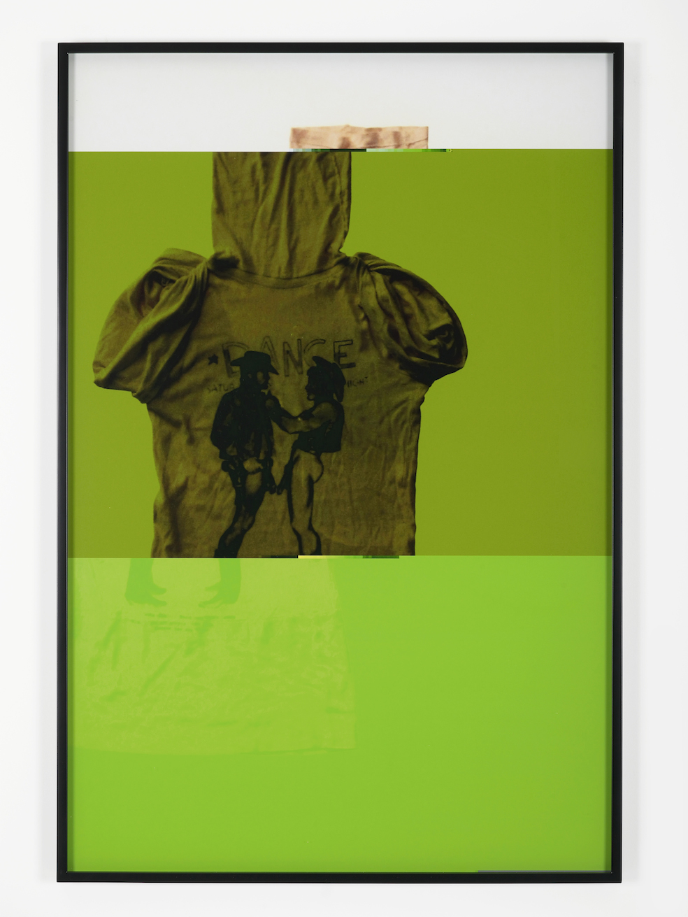 Alien Sauce 2014 Archival Pigment Print 106.6 x 71.1 cm / 42 x 28 in Unique