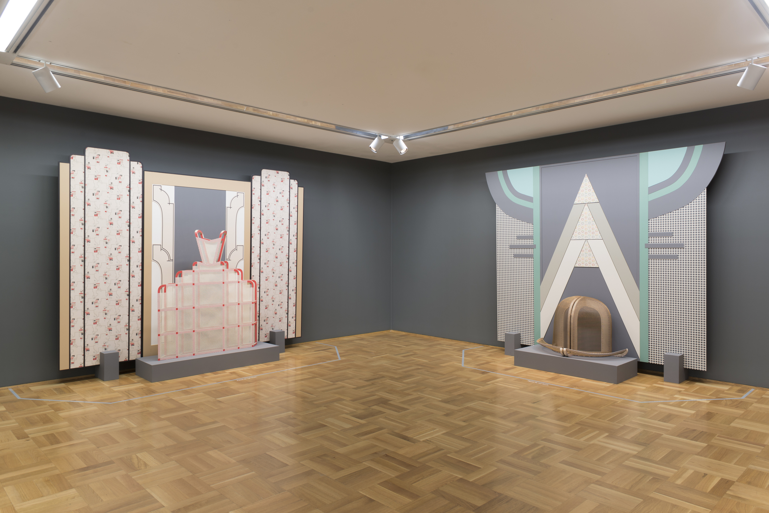 Chicago Works  Installation View Museum of Contemporary Art, Chicago, US 2016