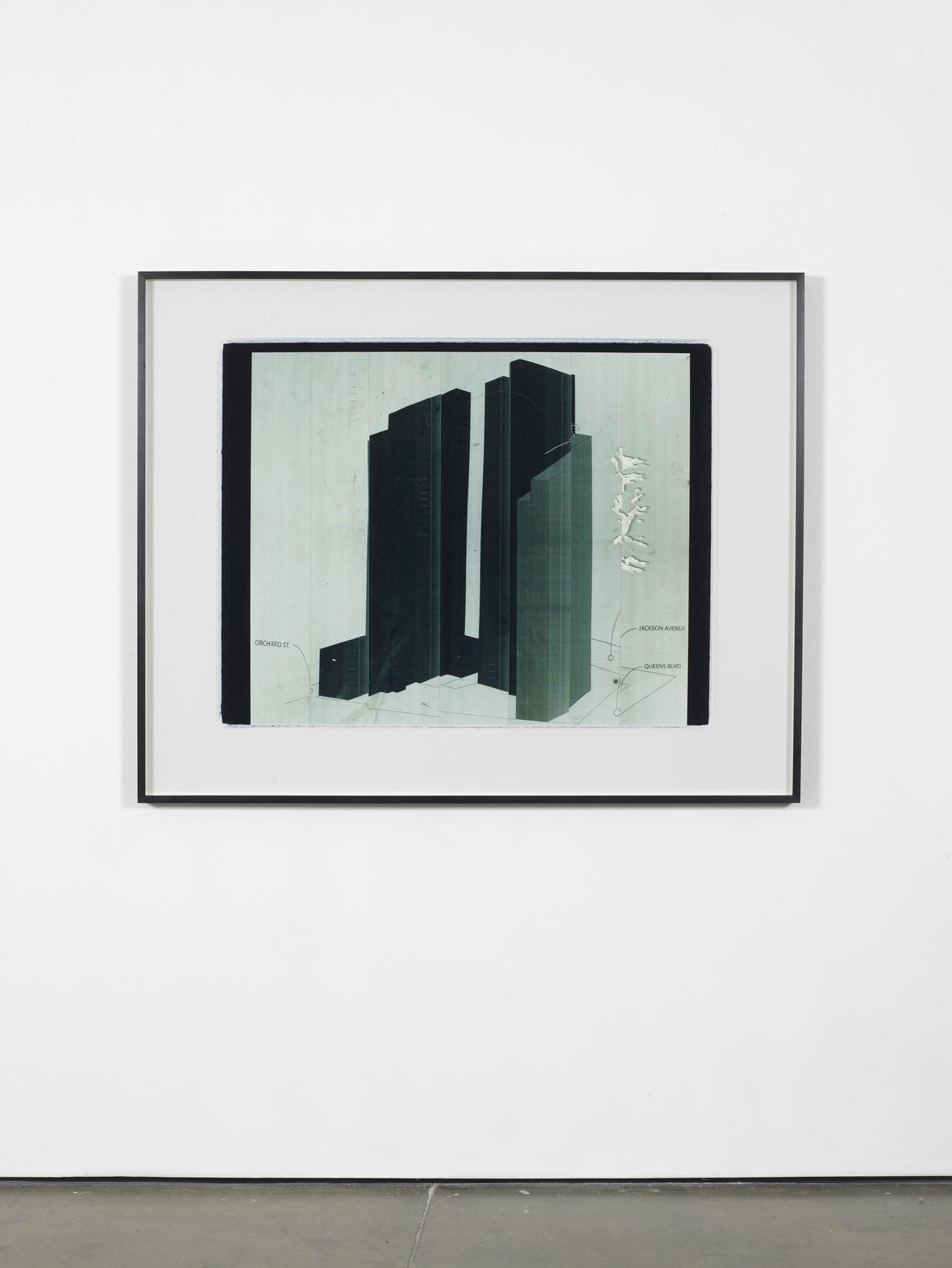 Nick Relph Irene 2016 C-print 127 x 101.6 cm / 50 x 40 in