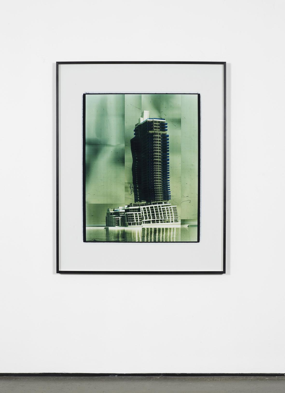 Nick Relph Paris 2016 C-print 127 x 101.6 cm / 50 x 40 in