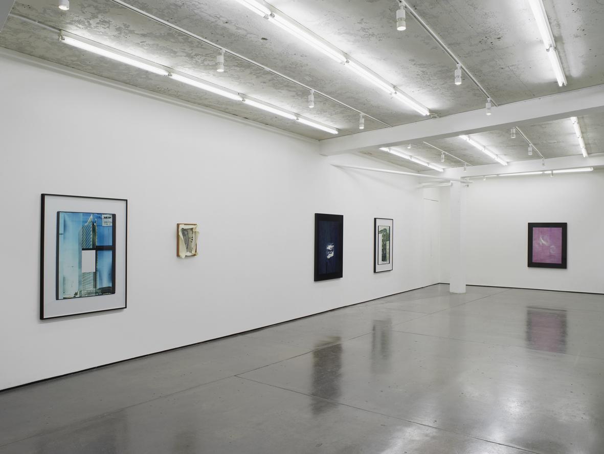 Nick Relph Installation View Herald St 2016