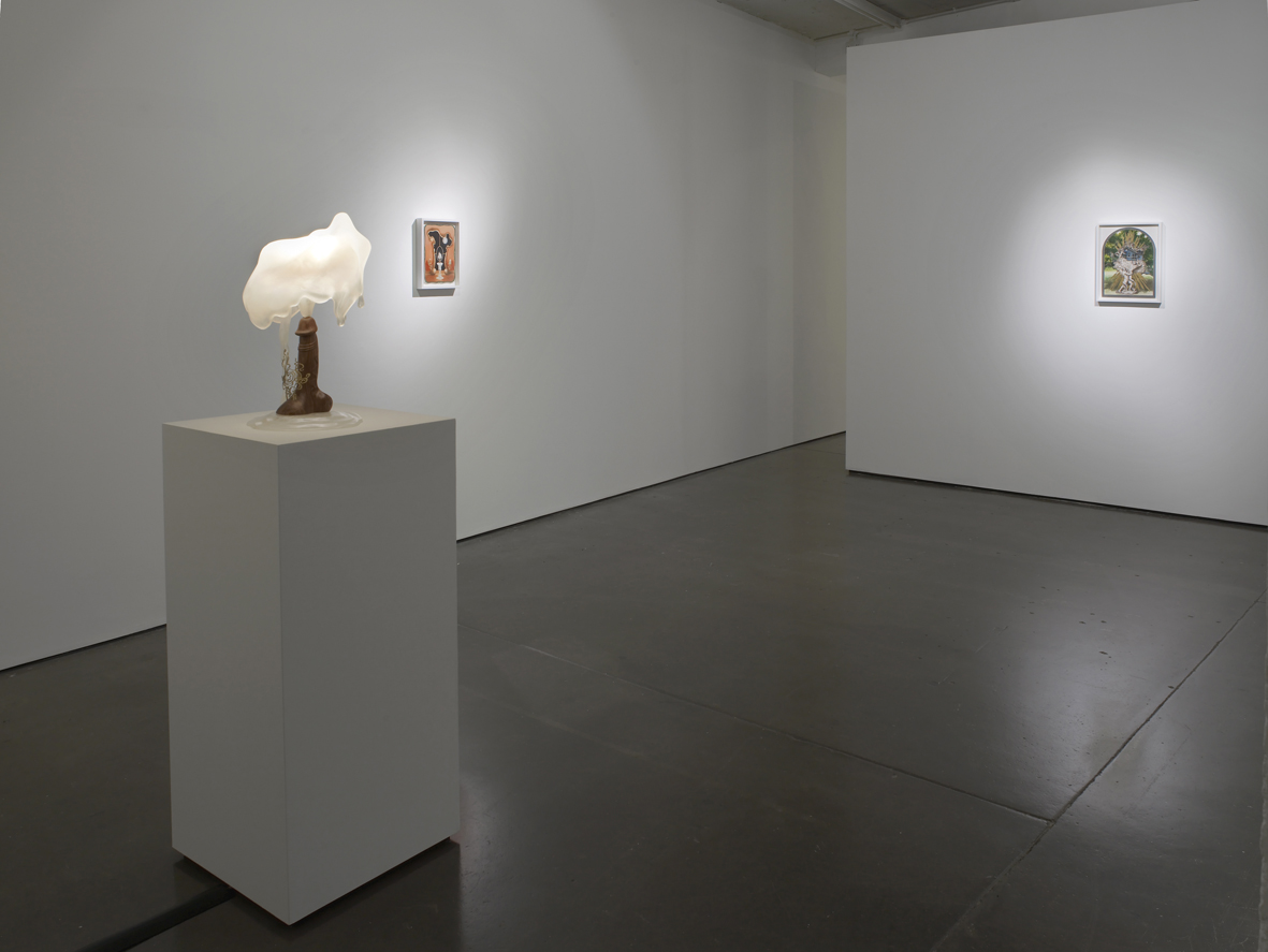 Cary Kwok Installation View Herald St 2016