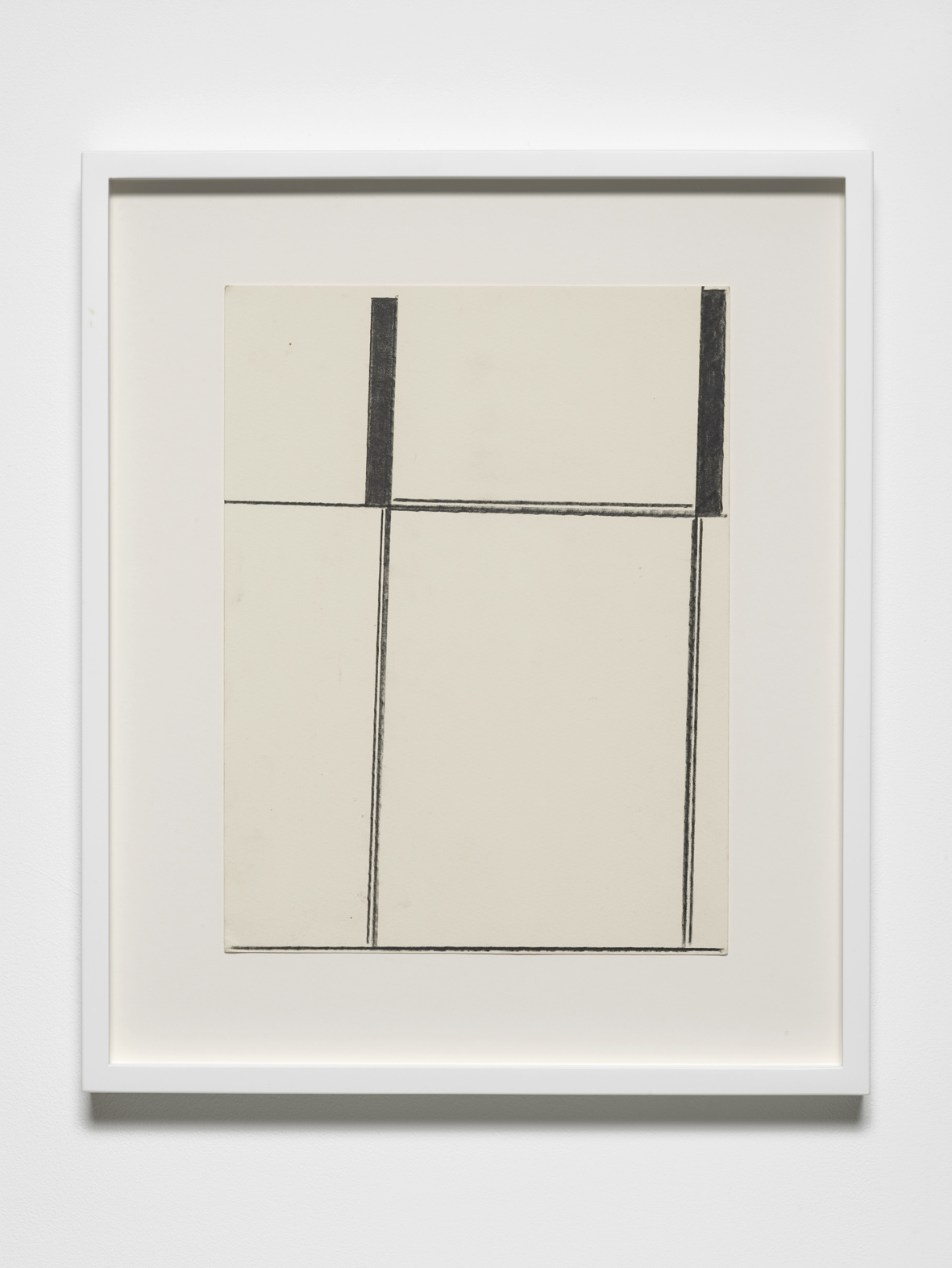 Untitled 2015 Pencil on paper 30 x 23 cm / 11.8 x 9 in unframed 42.6 x 35.6 cm / 16.8 x 14 in framed