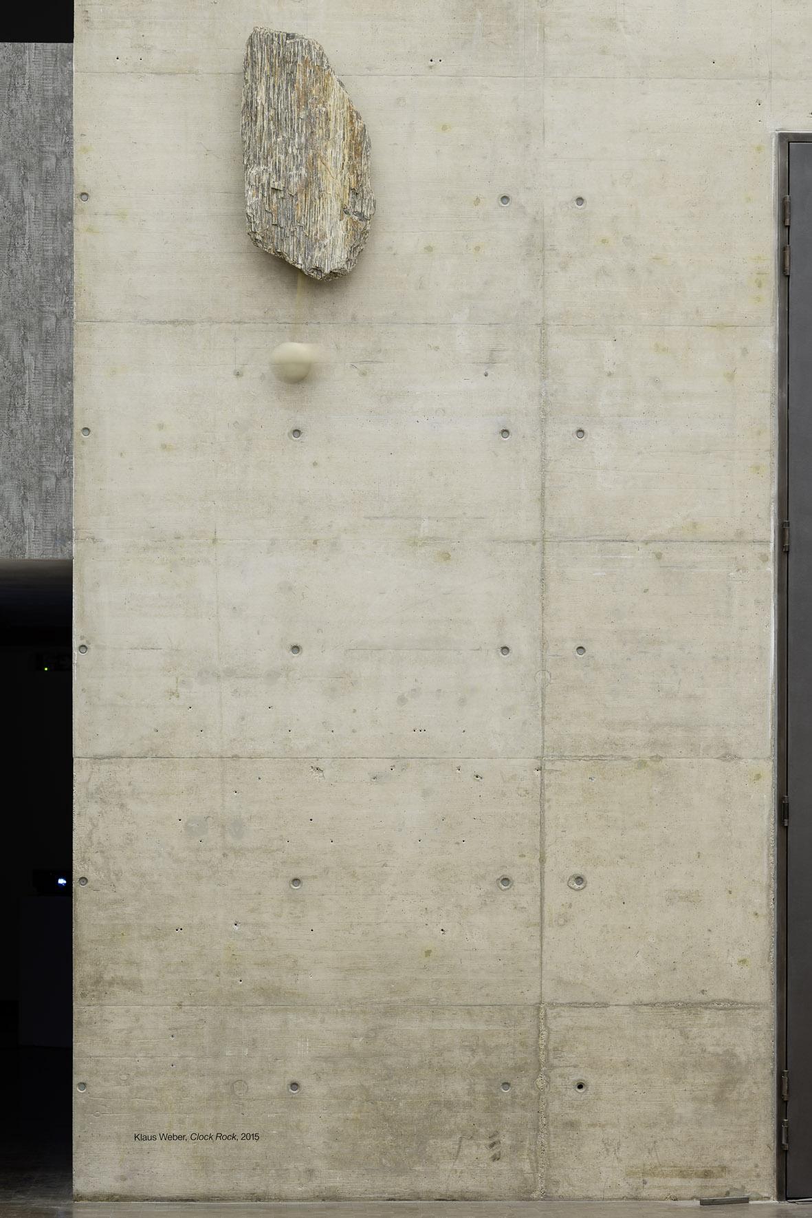Béton  Installation View  Kunsthalle Wien, Vienna, AT  2016