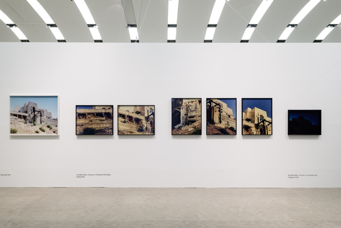 Béton  Installation View Kunsthalle Wien, Vienna, AT 2016