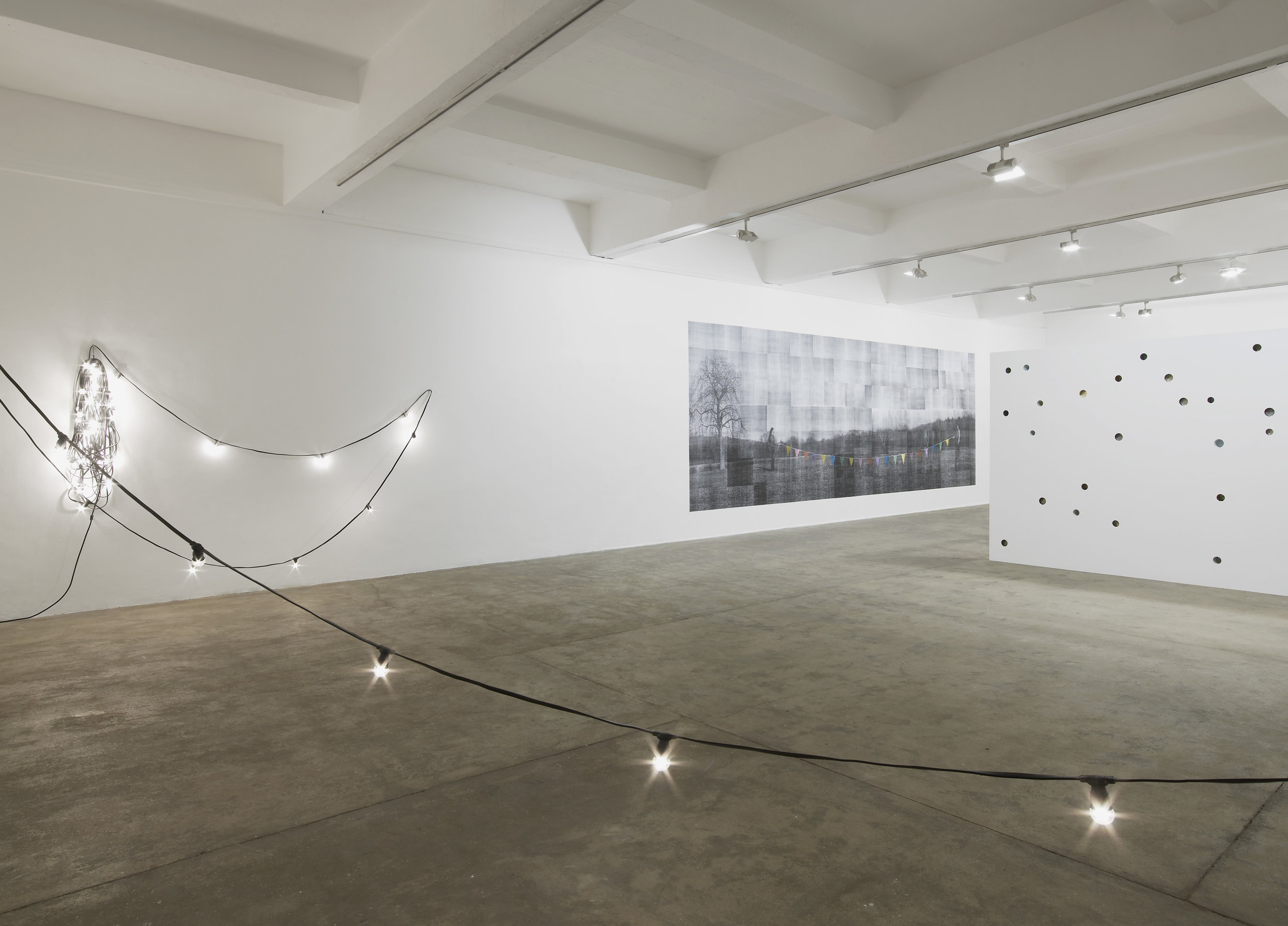 Installation View  Chisenhale Gallery, London, UK  2012