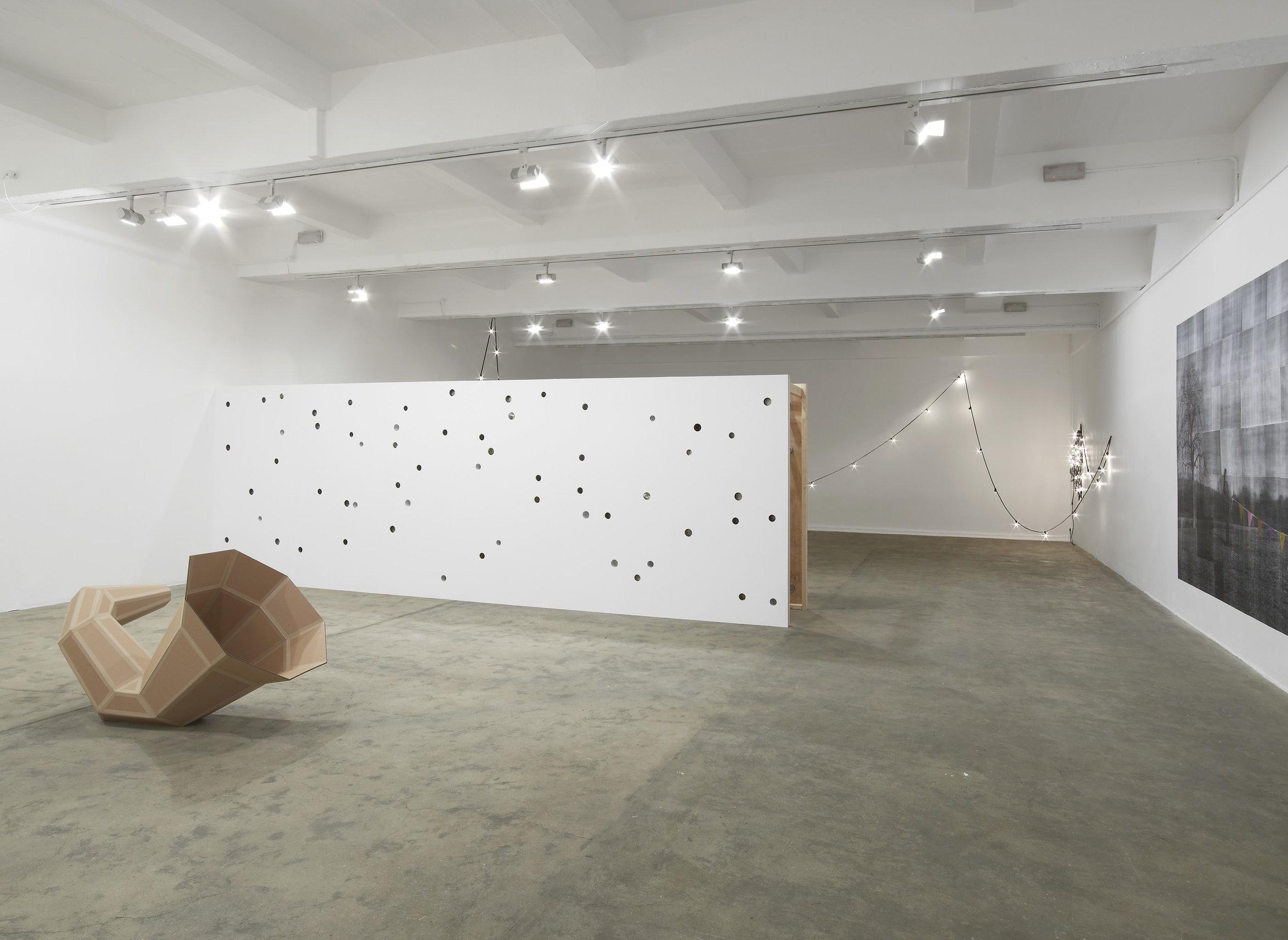 Installation View  Chisenhale Gallery, London, UK  2012