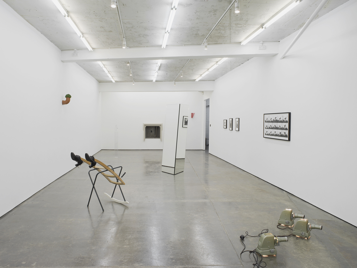 CONDO Herald St hosting Tanya Leighton and The Modern Institute Installation View Herald St 2017