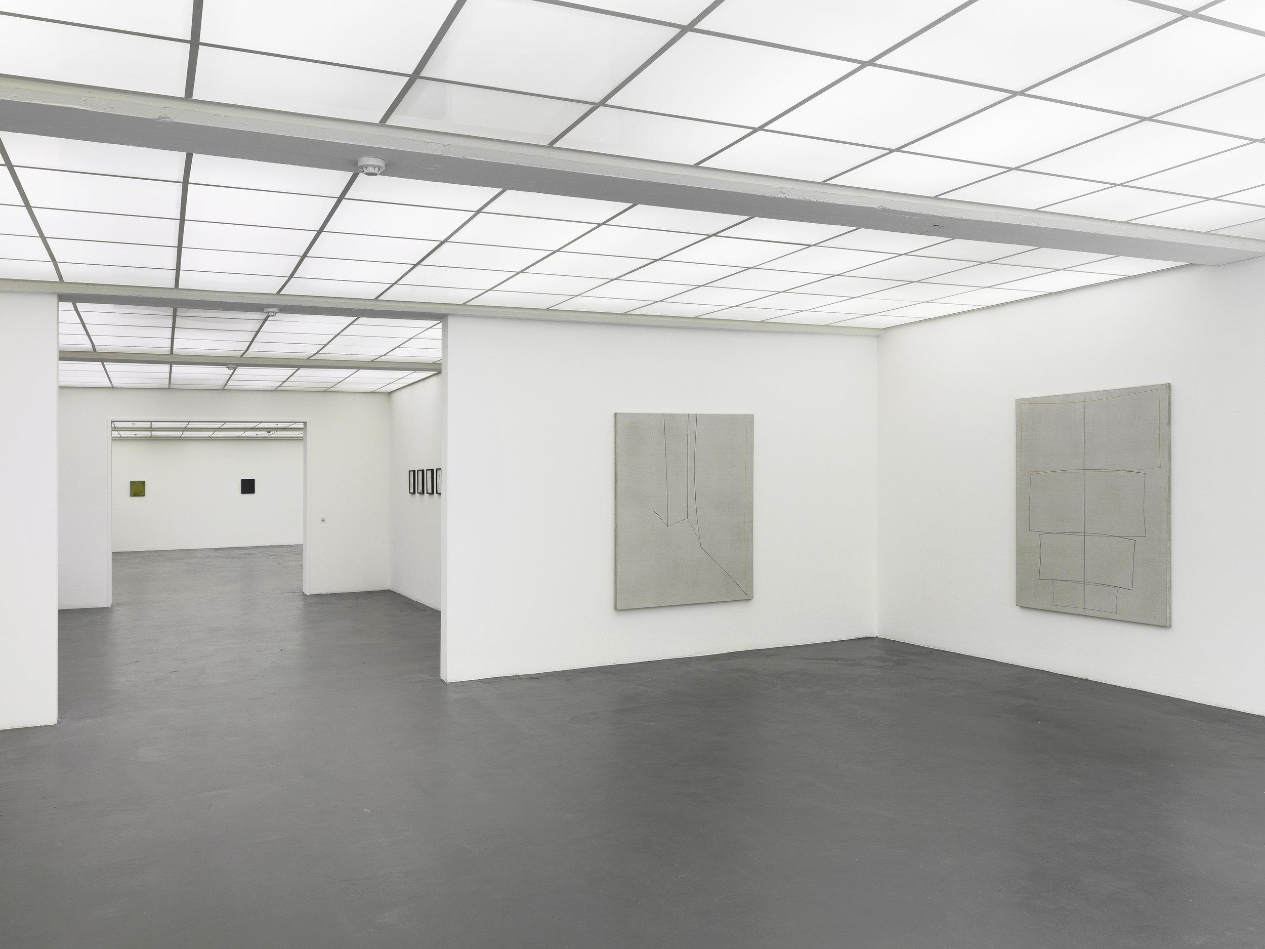 Installation View  Kunsthaus Baselland, Basel, CH  2017