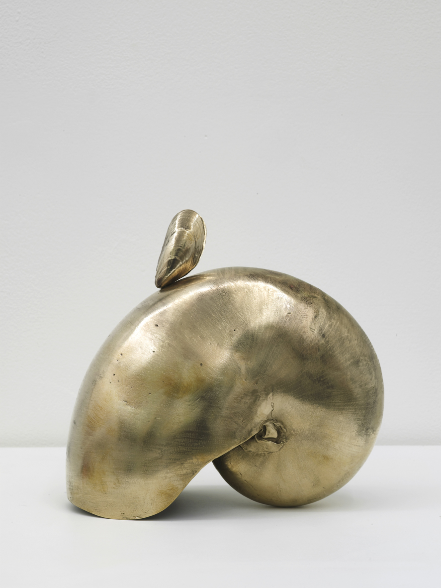 Souvenir 6  2017  Bronze  17 x 20 x 9 cm / 6.6 x 7.8 x 3.5 in