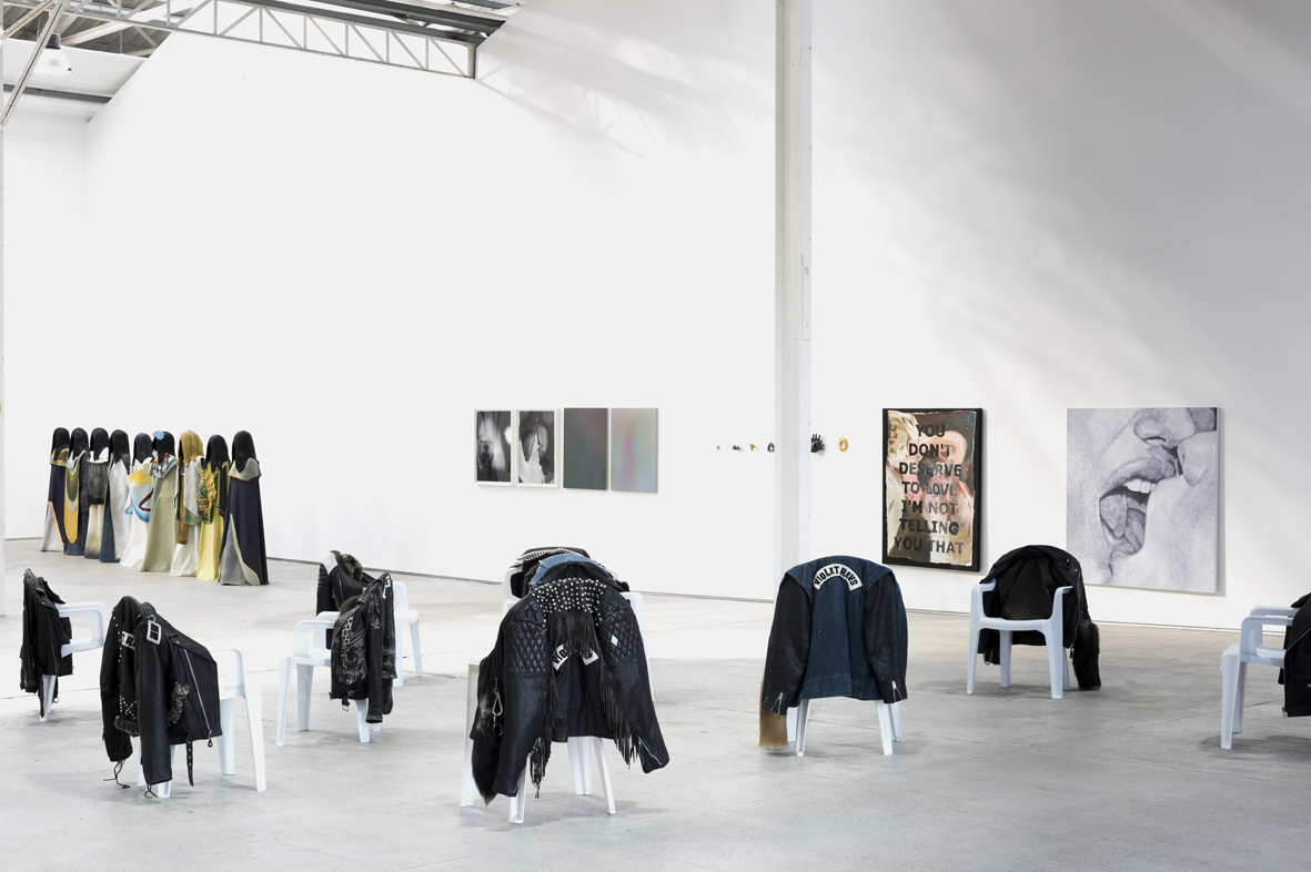 Tainted Love  Installation View  Confort Moderne, Poitiers, FR