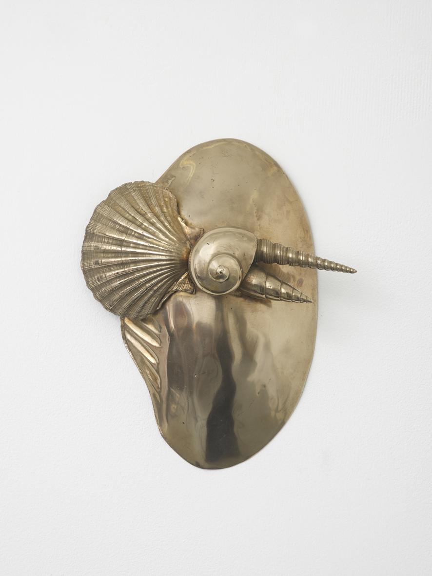Souvenir 10 2018 Bronze 24.5 x 20.5 x 7.5 cm / 9.6 x 8 x 2.9 in