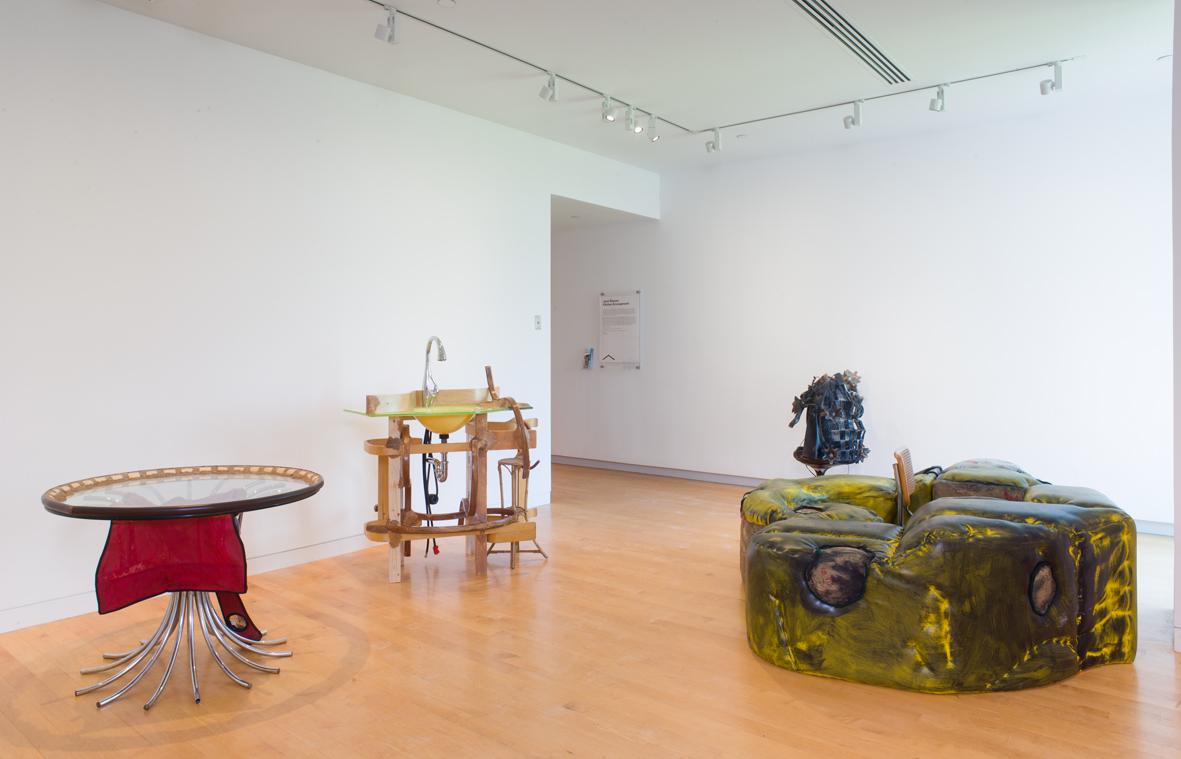 Kitchen Arrangement  Installation view  The Aldrich Contemporary Art Museum, Ridgefield, US  2018