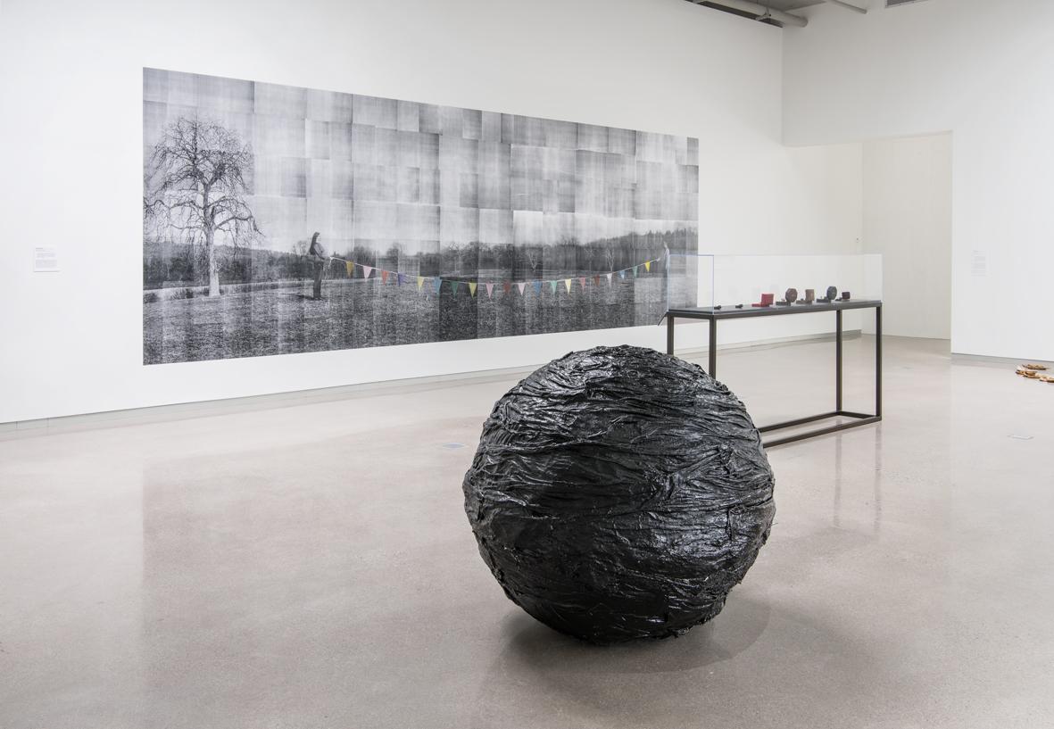 Declaration  Installation View  Institute for Contemporary Art, Virginia Commonwealth University, Richmond, US  2018