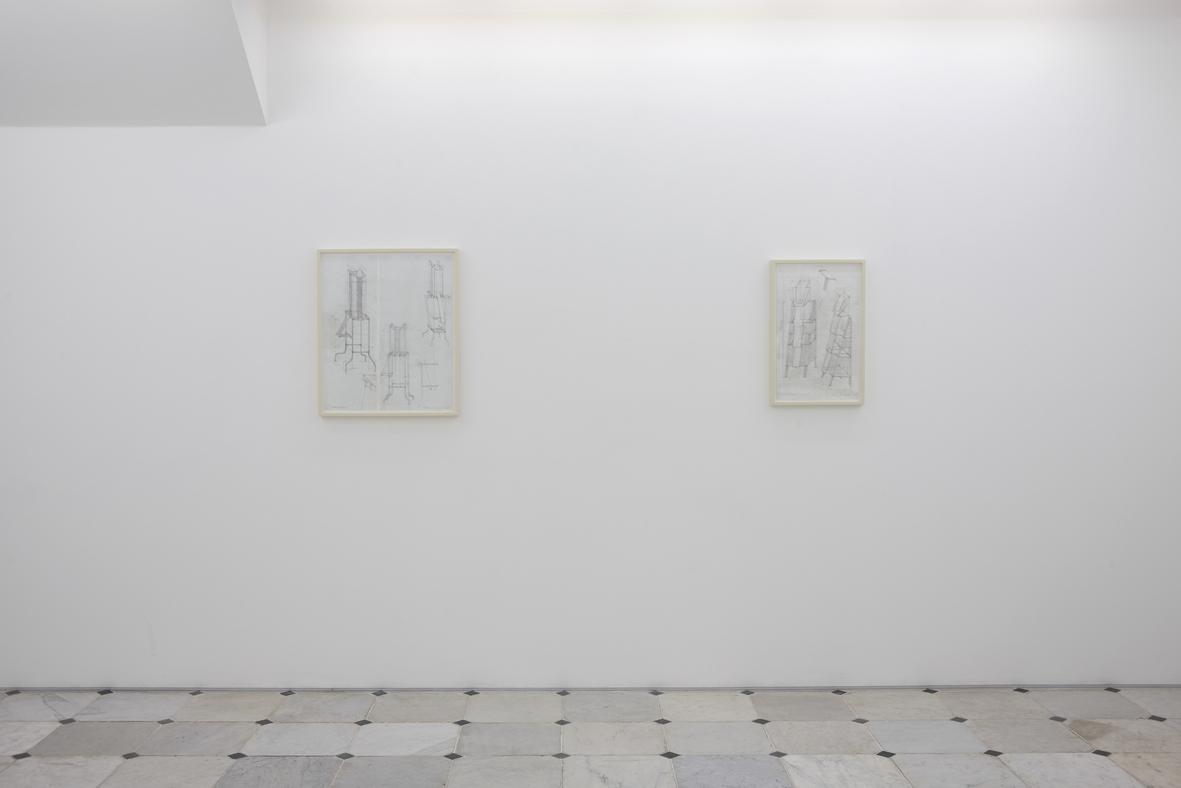 Installation view  Herald St | Museum St  2019