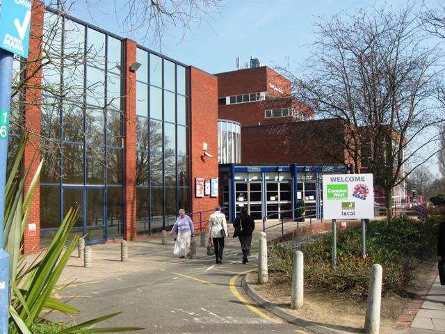 Campus West, Welwyn Garden City,