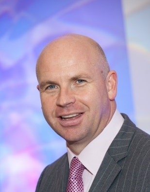 Tom Cahill, Chief Executive HPFT