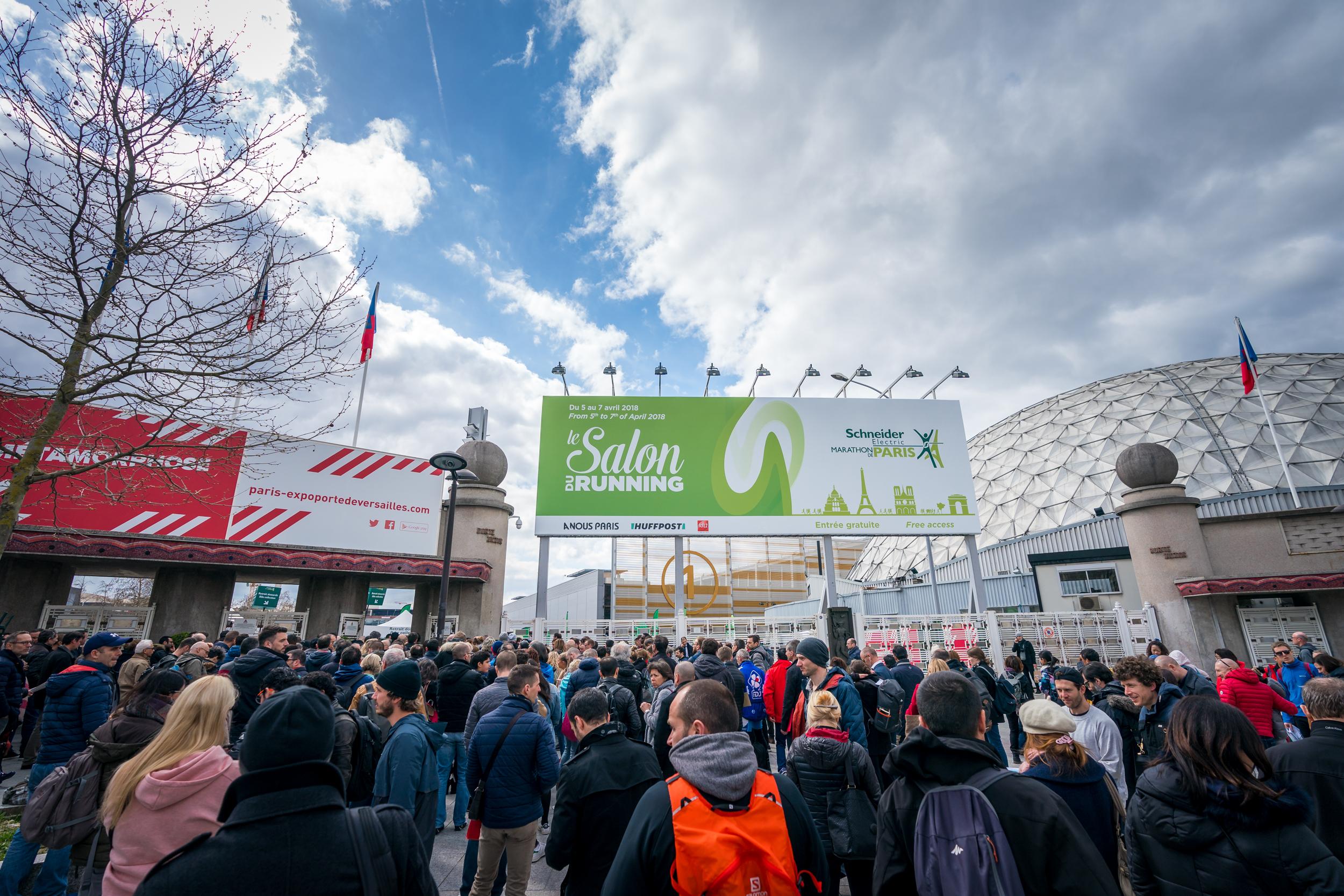 Salon Running 2018