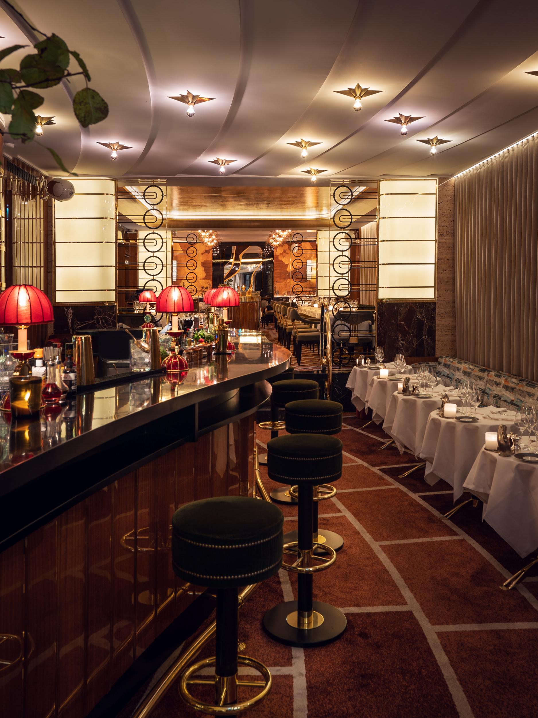 Maison du Caviar Bar
