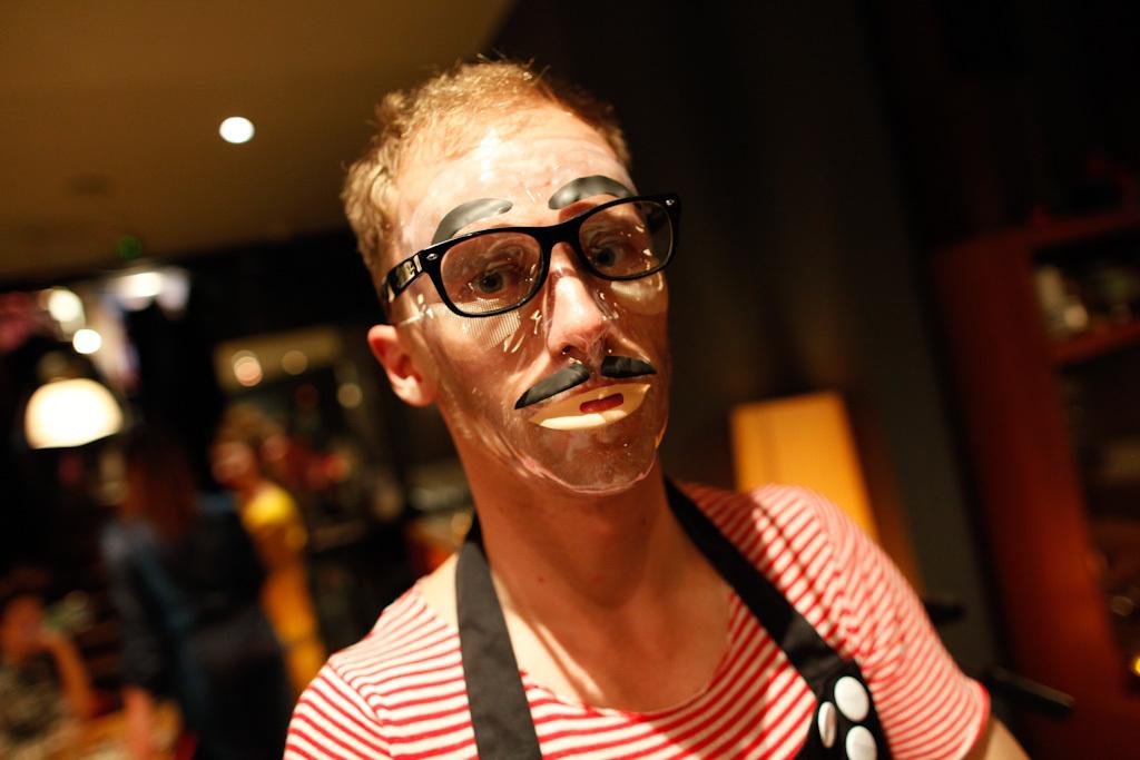 Character Waiter