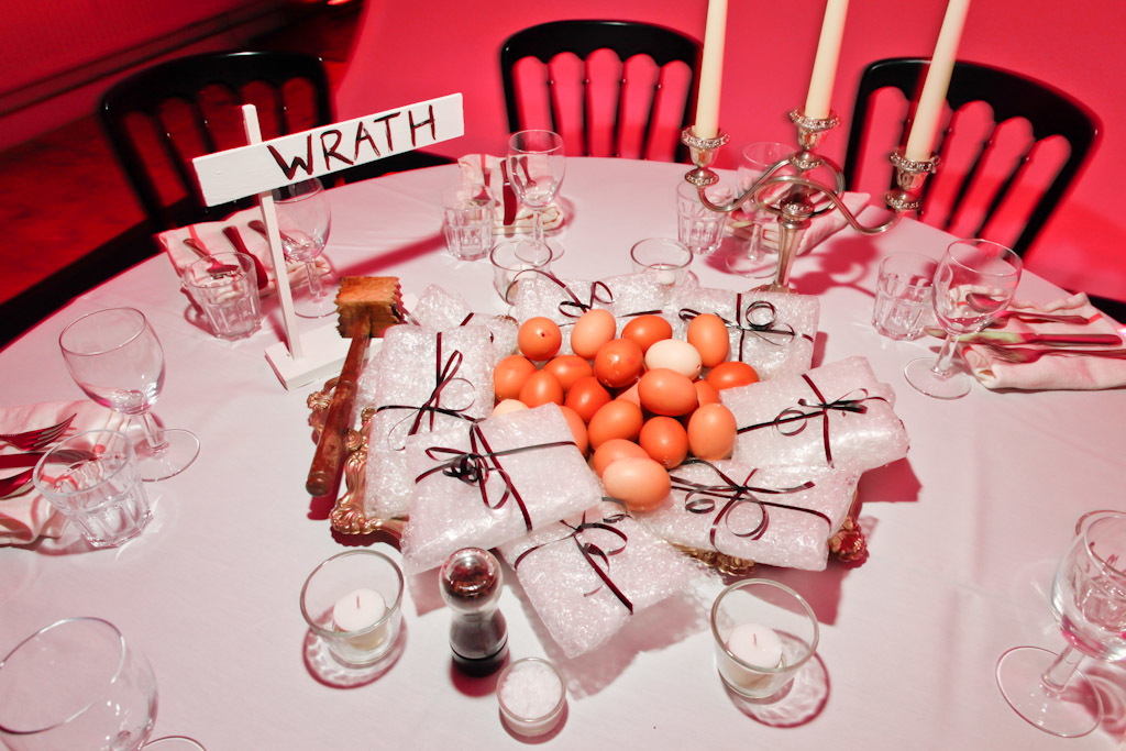 Copy of Themed Table Centrepieces
