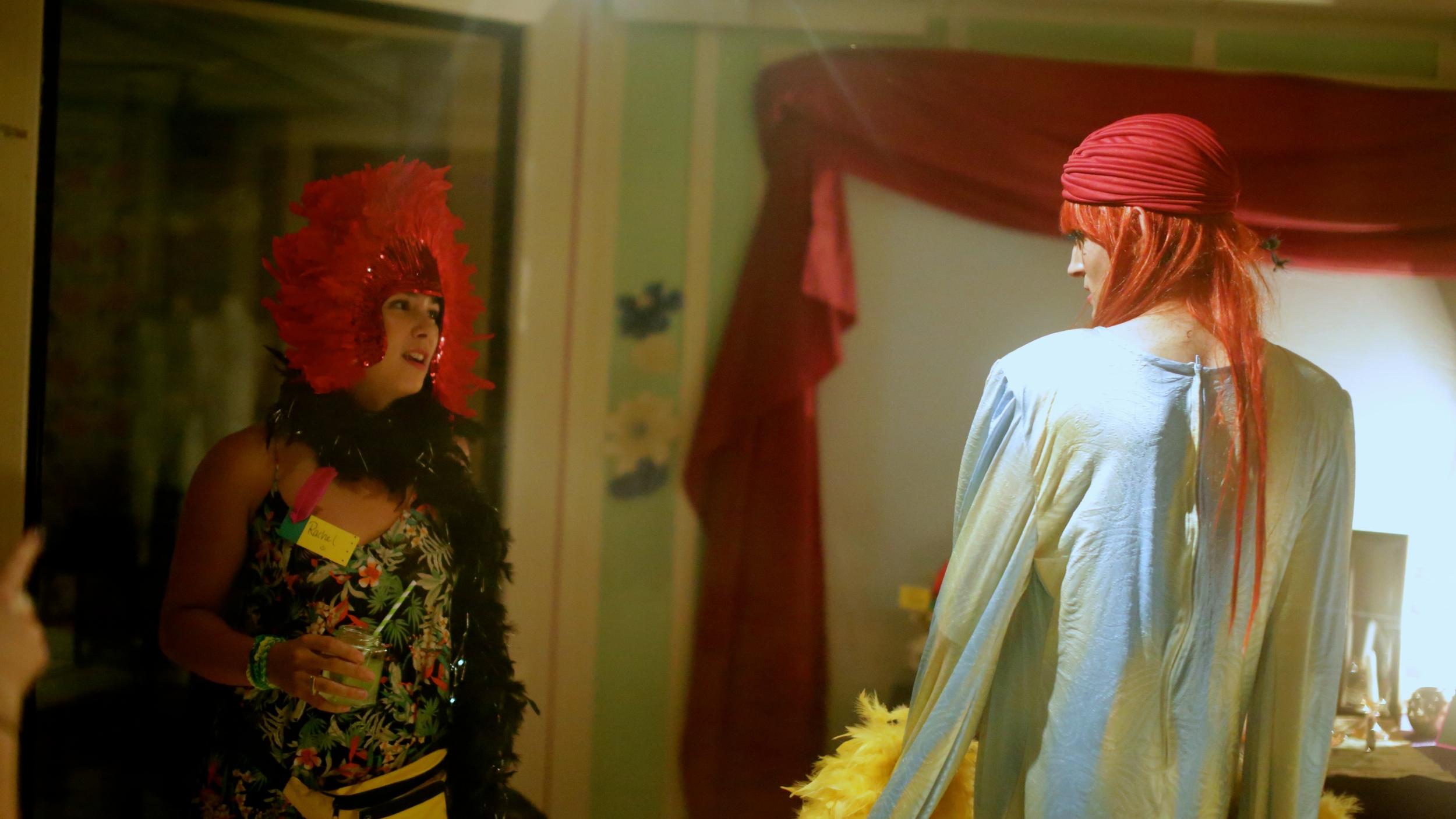 Carioca Character Room (Ipanema Drag Queen)