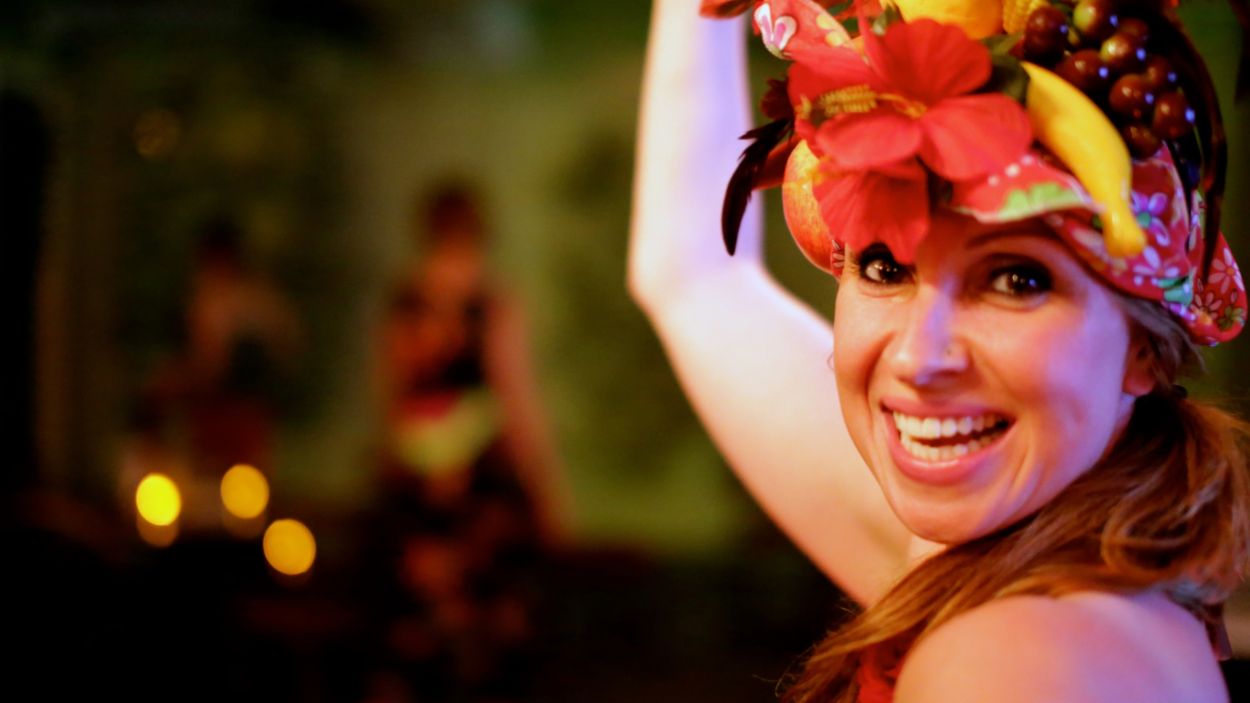Carioca Performer (Carmen Bananas)