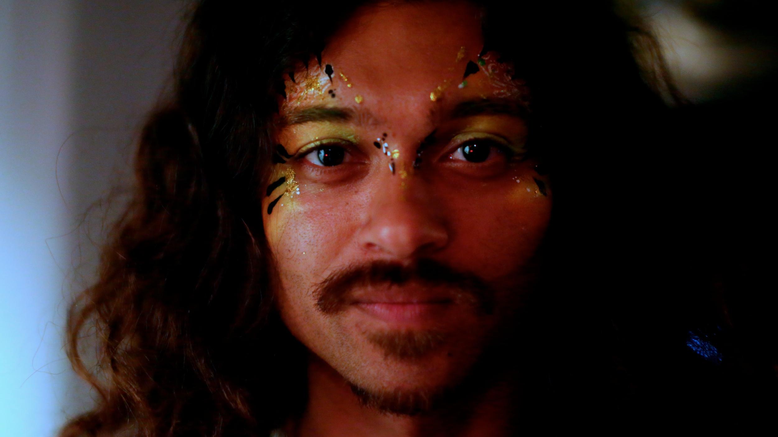 Carioca Face Painting