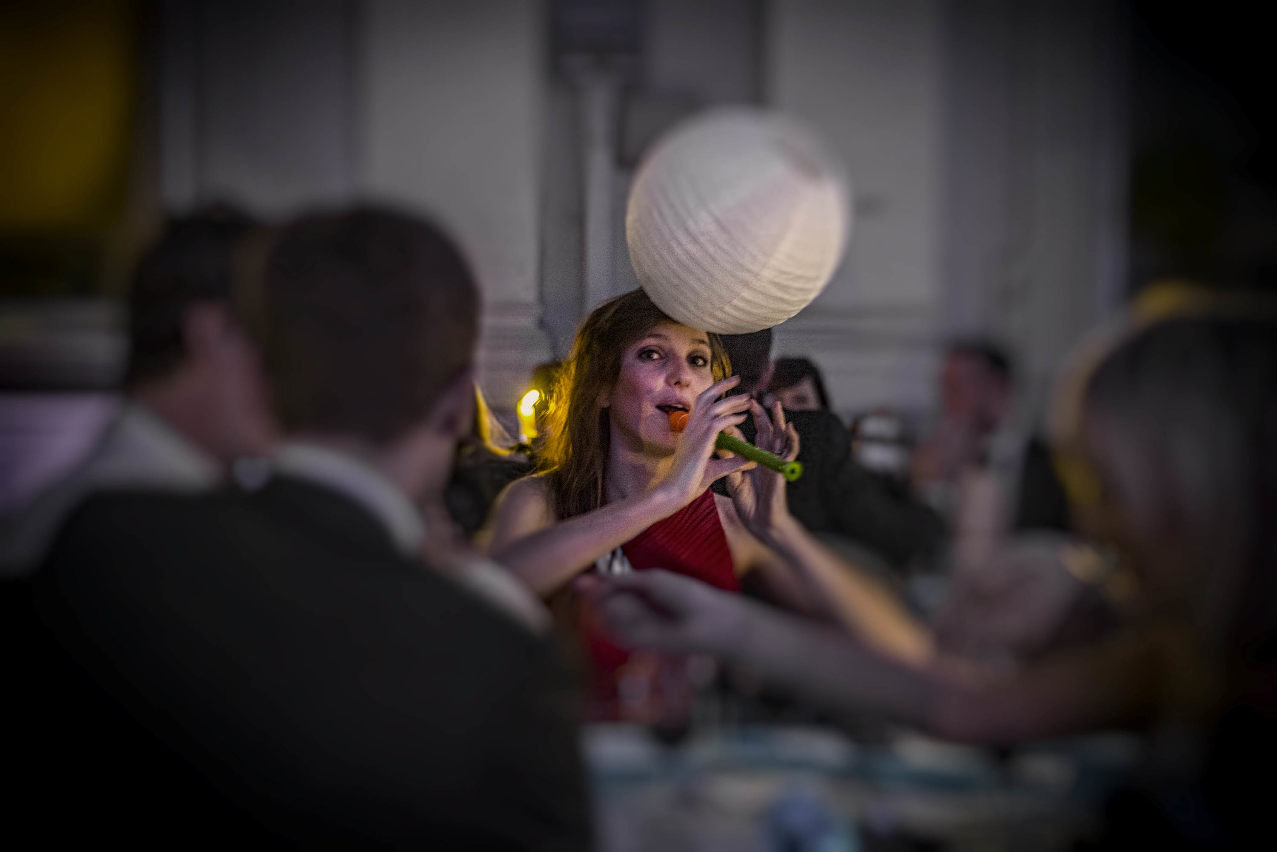 Surrealist Dinne Party Games
