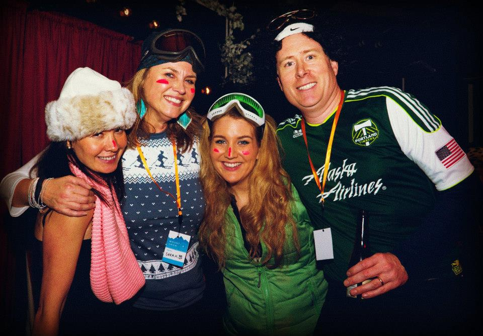Apres-ski Photobooth