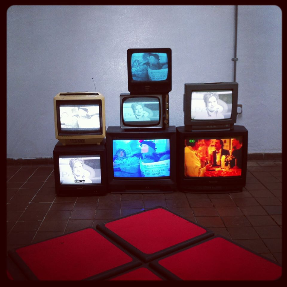 Copy of Video Installation