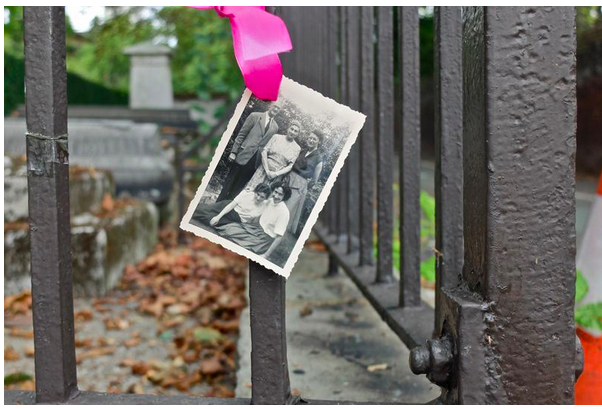 Hackney Living Archive Treasure Hunt Blog Feature