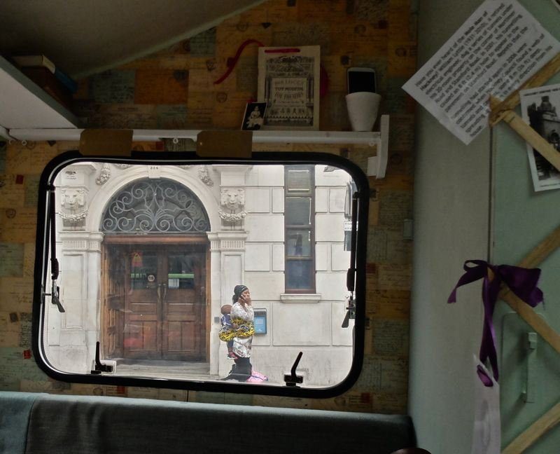 Inside the Living Archive (Portable Joy)
