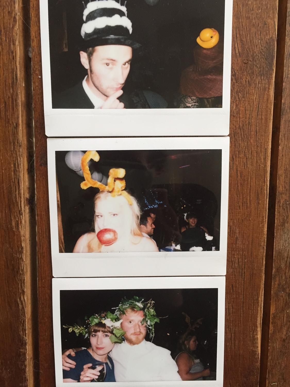 SDP Polaroids
